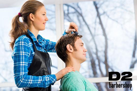 Sesión de peluquería para chico con tratamiento personalizado y opción a perfilado de barba o corte ¡En Peluquerías D2 tus mejores cambios de looks!