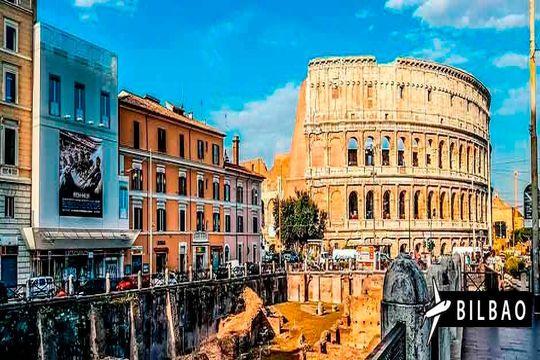 ¡Últimas plazas a Roma! Vuelo de Bilbao + 3 noches con desayuno