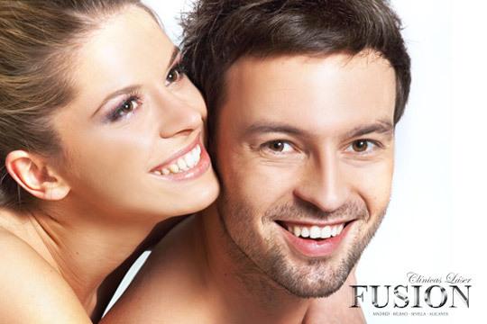 En el centro Láser Fusión Vitoria cuidarán de tu cutis con una sesión de tratamiento facial efecto lifting relajante