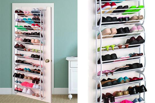Colectivia productos colectivia zapatero organizador for Mueble zapatera hasta 32 pares zapatos