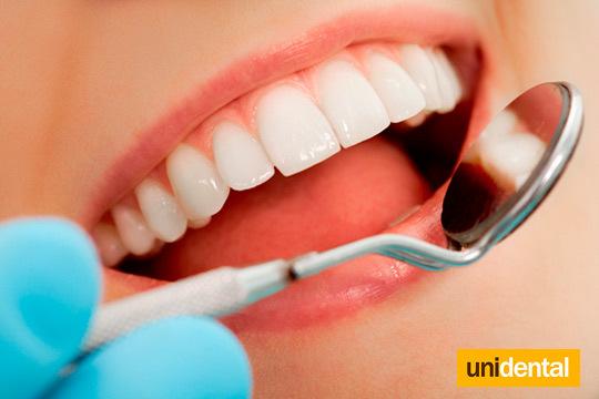Luce una sonrisa única con una limpieza bucal + fluorización en Burgos Unidental ¡puedes añadir un estudio de ortodoncia o de implantología!