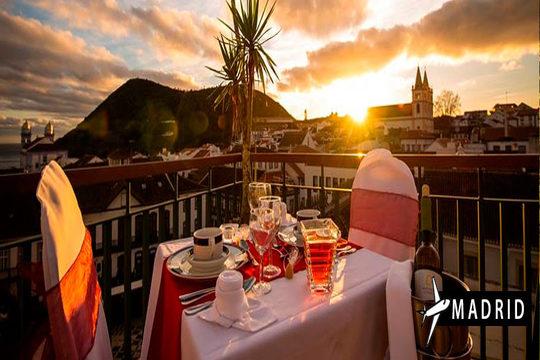 Otoño en Terceira: 7 noches + desayuno desde Madrid ¡En hotel 4*!