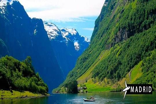 3/07: Circuito por los Fiordos y Oslo en PC ¡Recorre el sendero de los Trolls!