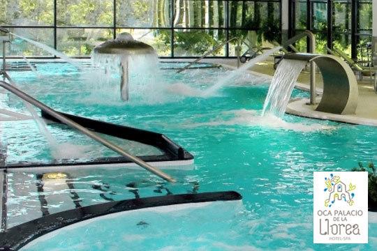 Disfruta de una escapada de lujo a Asturias con 1 o 2 noches con desayunos + Circuito Spa en la Oca Palacio de La Llorea Hotel & Spa****