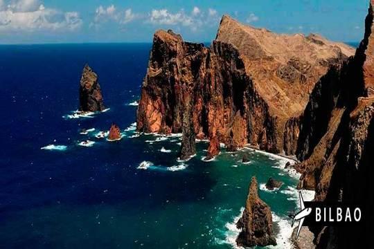Ofertón: Madeira con vuelo de Bilbao + 7 noches con desayunos