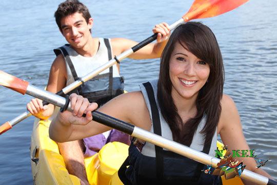 Vive la trepidante aventura de descender el río Sella y diviértete al máximo ¡Elige tu canoa individual, doble o triple!
