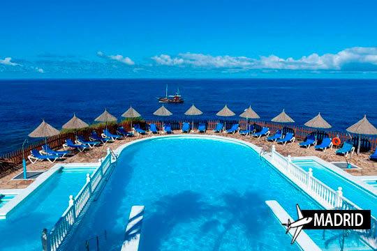 En julio y agosto disfruta de lo mejor de La Palma con vuelo desde Madrid y 7 noches en apartamentos ¡Te encantará!