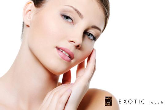 Rejuvenece tu cutis en Exotic Touch con una sesión de láser con carbón activado y un masaje relajante