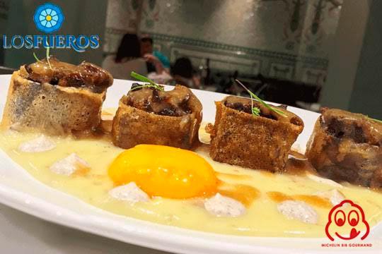 Descubre la cocina de Los Fueros, en el Casco Viejo ¡Tradición de primera!