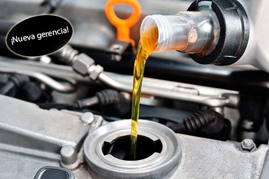 Revisión, cambio de aceite 10w40 o 5w40 + filtro + lavado exterior ¡Mima tu coche en Autolavado Arana!