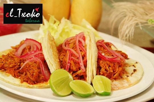 ofertas restaurante mexicano en vitoria gasteiz