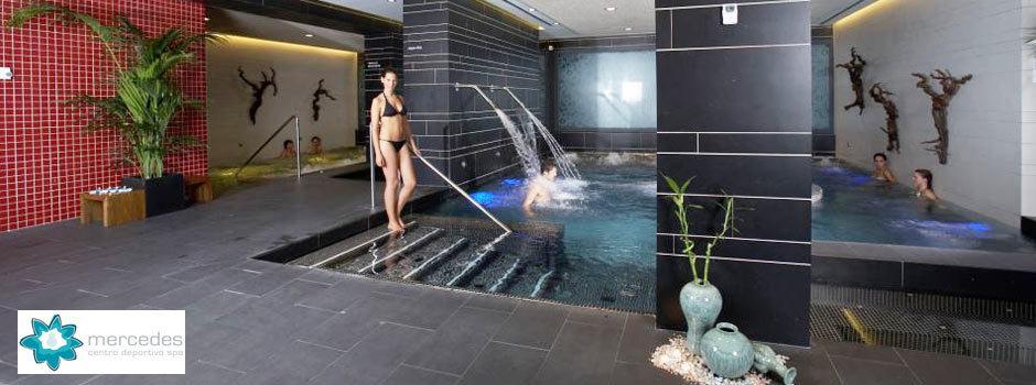 Colectivia spa mercedes circuito spa masaje en ducha for Gimnasio 88 torreones avila
