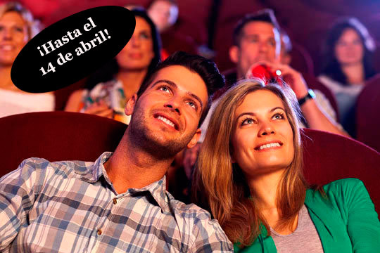 ¡Que no te cuenten la película! Disfruta de los mejores estrenos con una entrada de cine en los Cines Florida