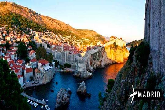 ¡Octubre a Dubrovnik! Vuelo desde Madrid + 3 noches con desayuno