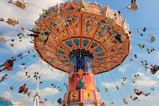 Disfruta de un día de diversión entre amigos o en familia ¡Entrada al parque de atracciones de Madrid!
