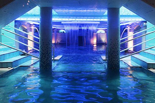 2 sesiones de Balneario Urbano en Atlas Aqua Center Vitoria ¡Disfruta de las propiedades del agua!