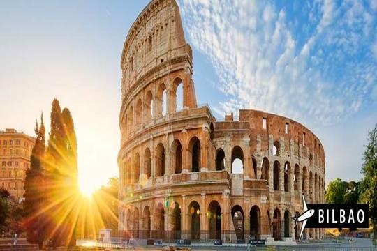 ¡Vive Roma! Vuelo desde Bilbao + 3 noches con desayunos