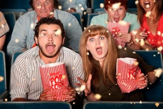 No te pierdas los últimos estrenos de la cartelera con una entrada de cine en Dock Cines en el C.C.Ballonti ¡Todos los días!
