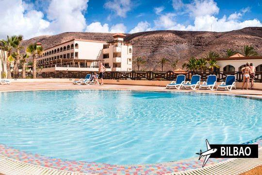 Disfruta de las paradisiacas playas de Fuerteventura con 7 noches en un hotel de 4 estrellas y régimen de media pensión ¡Con vuelo de Bilbao!