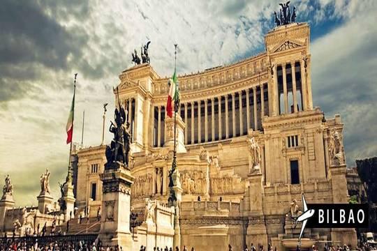 Semana Santa a Roma: Vuelo directo de Bilbao + 5 noches con desayunos