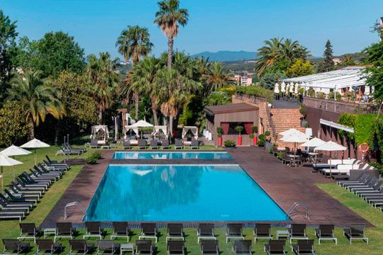 ¡Vacaciones de lujo en Semana Santa! Estancia de 3 noches en el hotel Gran Hotel Monterrey 5*, Lloret de mar