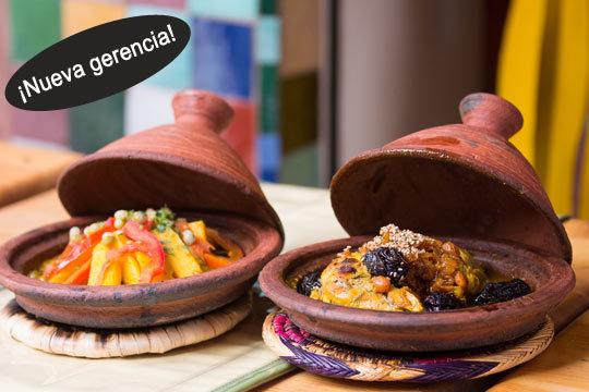 Inauguración: Menú degustación árabe ¡Junto al Guggenheim!