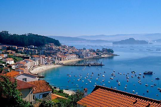 Disfruta de la belleza de Pontevedra y sus playas con 7 días de alojamiento y desayuno en hotel