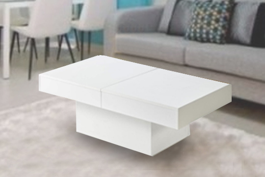 Colectivia muebles colectivia mesa de centro con - Botelleros de diseno ...