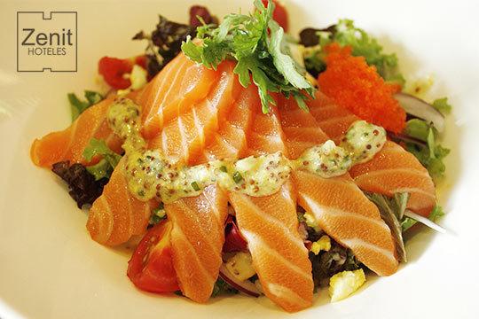 Exquisito menú en Restaurante Malvasía ¡Un placer para los sentidos!