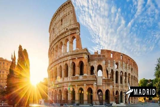 Descubre Roma en primavera ¡Vuelo + 3 noches con desayuno!