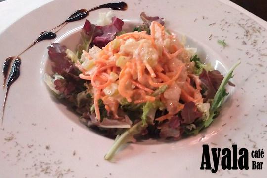 Degusta sabores tradicionales de calidad en el menú gastronómico del restaurante Ayala de Barakaldo ¡6 platos riquísimos!