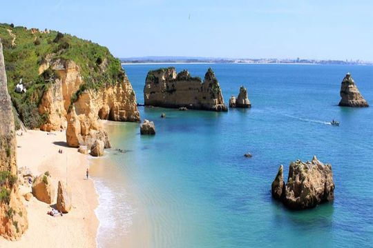 Verano en el Algarve: 7 noches en apartamento para 4 personas