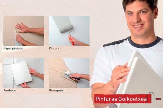 Elimina humedades y aisla tu hogar de la mano de Pinturas Goikoetxea ¡Notarás un ahorro energético considerable!
