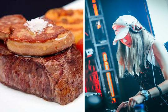 Menú de 6 platos Mat y Tierra en Itxas Berri ¡Con opción a DJ y baile!