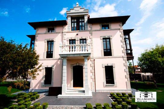 De 1 a 3 noches con desayunos en el hotel Villa Marrón de Naves ¡Escapada asturiana entre playa y montaña!