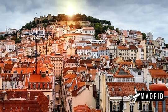 Semana Santa a Lisboa: Vuelo desde Madrid + 4 noches