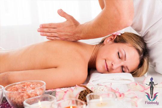 Siente tu cuerpo como nuevo con 1 o 3 sesiones de masaje relajante o descontracturante en el centro Fisiobody