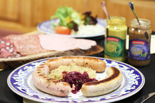 Menú degustación con txuleta, pastel de carne o solomillo en Ein Prosit Bilbao ¡El alemán más famoso de Bilbao!
