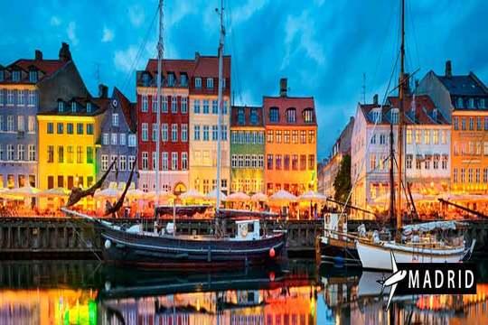 Descubre Copenhague en Semana Santa ¡4 noches con desayuno!