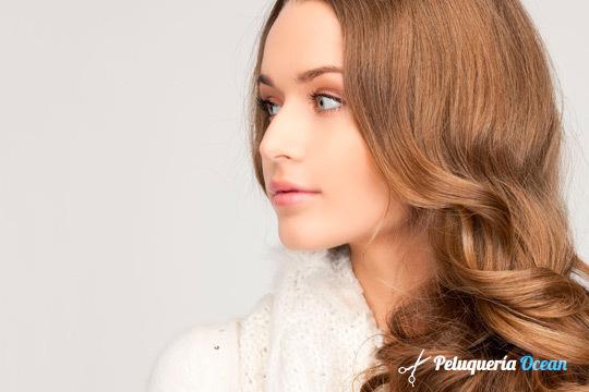 Ponte guapa en la peluquería Ocean con 1 o 2 sesiones que incluyen lavado, hidratación y peinado