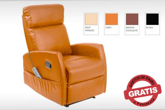 Relájate cuando llegues a casa gracias a este fantástico sillón de masaje con 5 programas de masaje y 3 intensidades. ¡Y de diseño moderno!