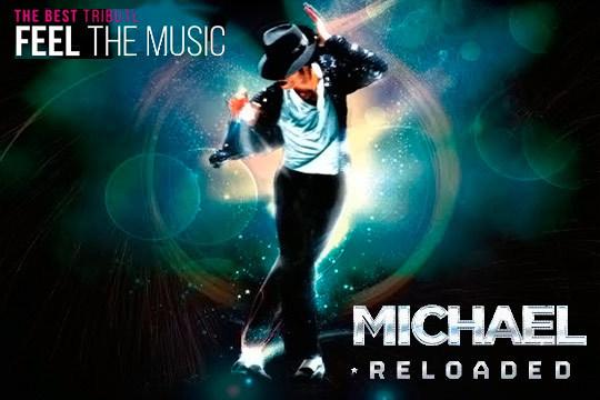 No te pierdas el tributo a Michael Jackson en Caja Burgos de Miranda de Ebro con Michael Reloaded en 'Feel the music'