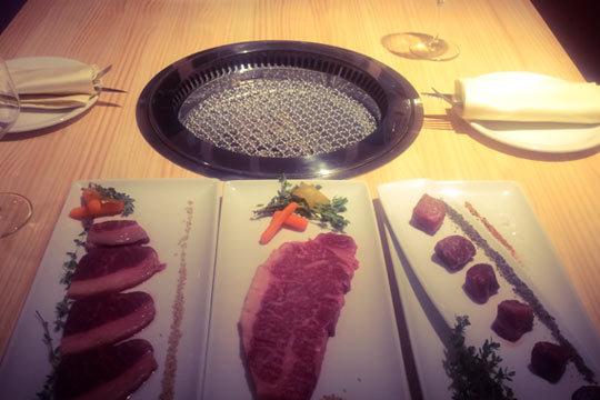 Exclusivo menú japonés especial de 7 platos en Yakiniku (Gros)