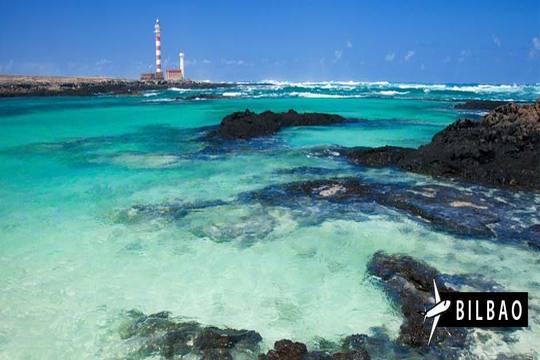 Febrero a Fuerteventura: Vuelo desde Bilbao + 7 noches en apto.