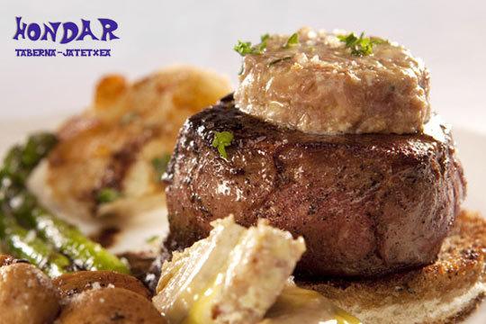 Disfruta de la buena gastronomía en el corazón de Hondarribia
