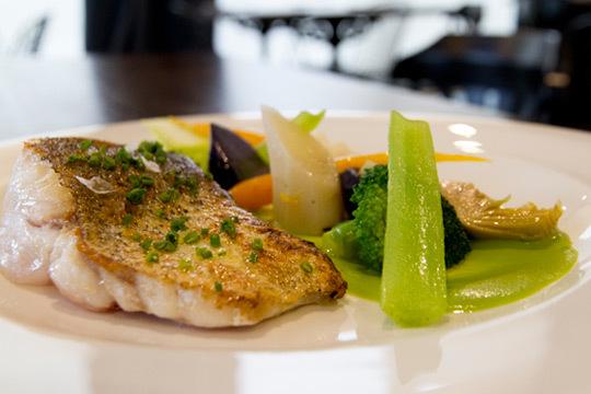 Exquisito menú de lujo en el prestigioso restaurante Mamistegi (Aiete)
