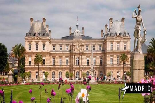 Luxemburgo en junio y julio: Vuelo de Madrid + 3 noches en hotel 4*