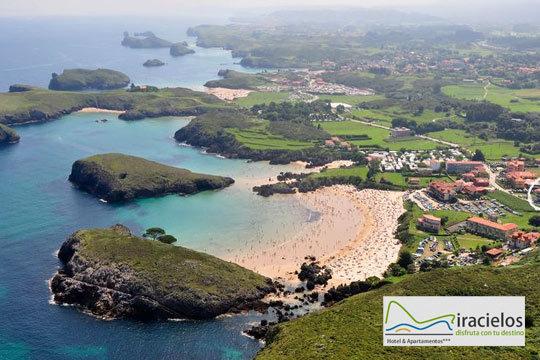 Disfruta de una escapada a Asturias ¡1 a 3 noches con desayunos en el hotel Miracielos de Llanes!