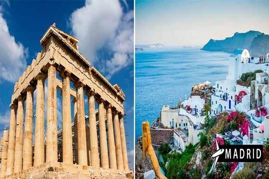 Verano en Grecia: 4 noches en Atenas + 3 días de crucero por las islas