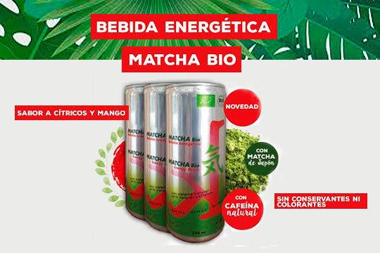 bebida energética BIO